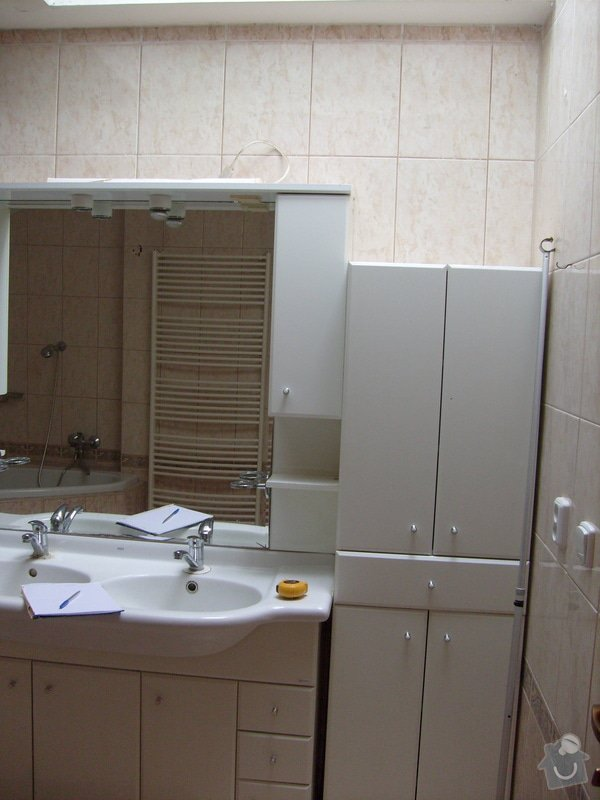 Rekonstrukce 3 koupelen: S7304437