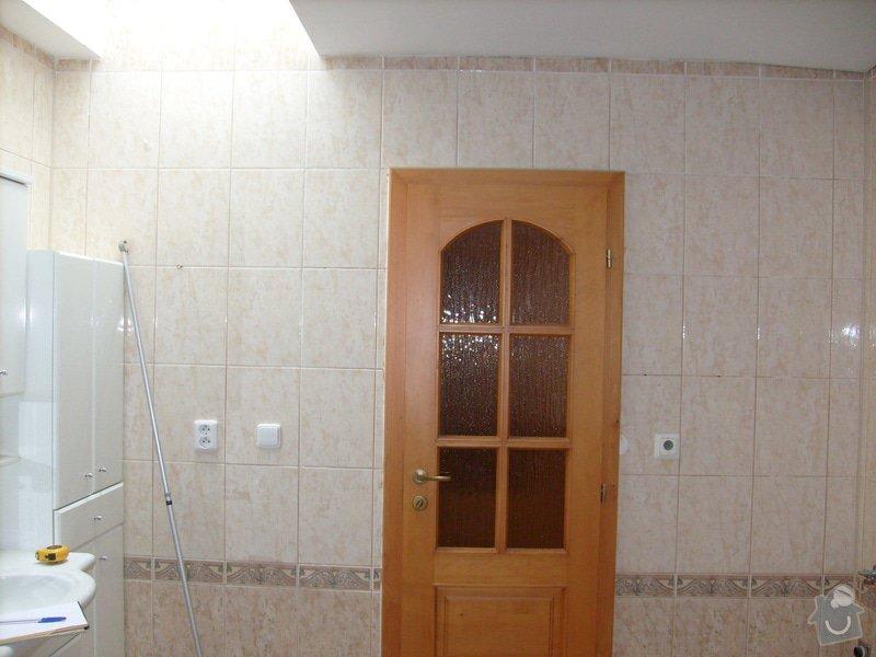 Rekonstrukce 3 koupelen: S7304436