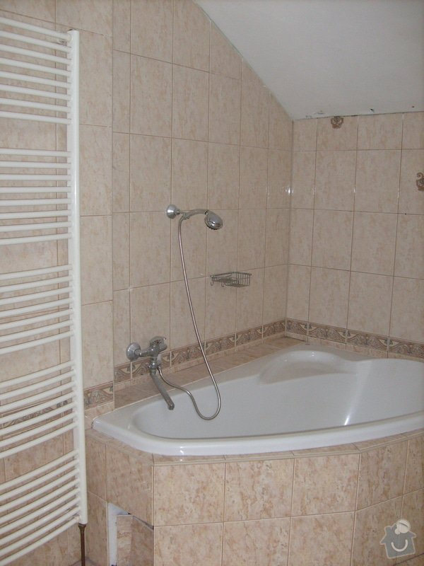 Rekonstrukce 3 koupelen: S7304440