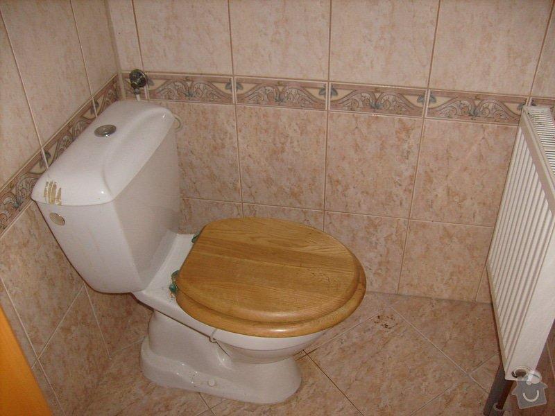 Rekonstrukce 3 koupelen: S7304455