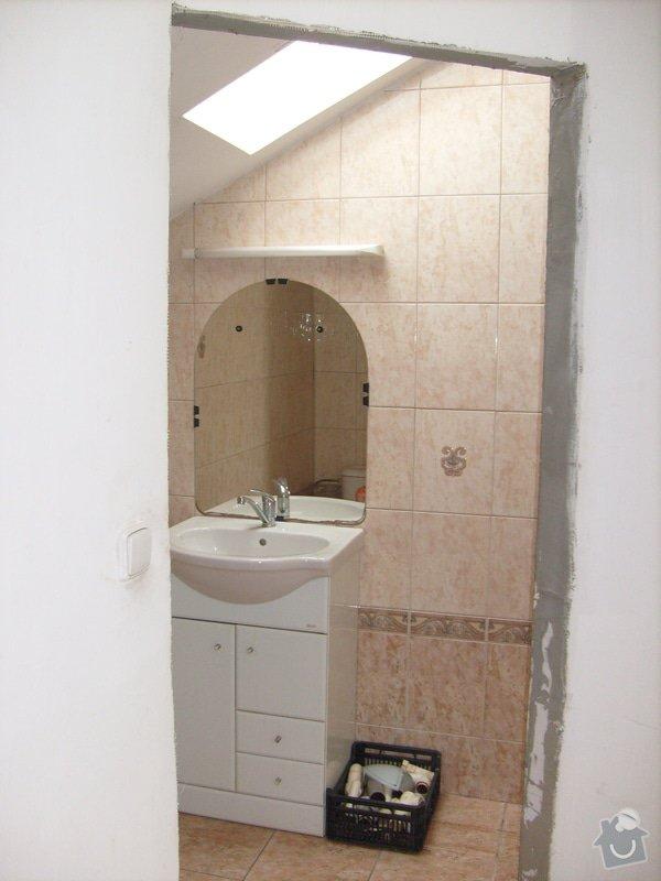 Rekonstrukce 3 koupelen: S7304457