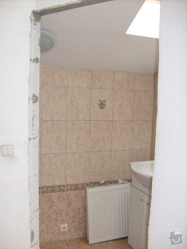 Rekonstrukce 3 koupelen: S7304458