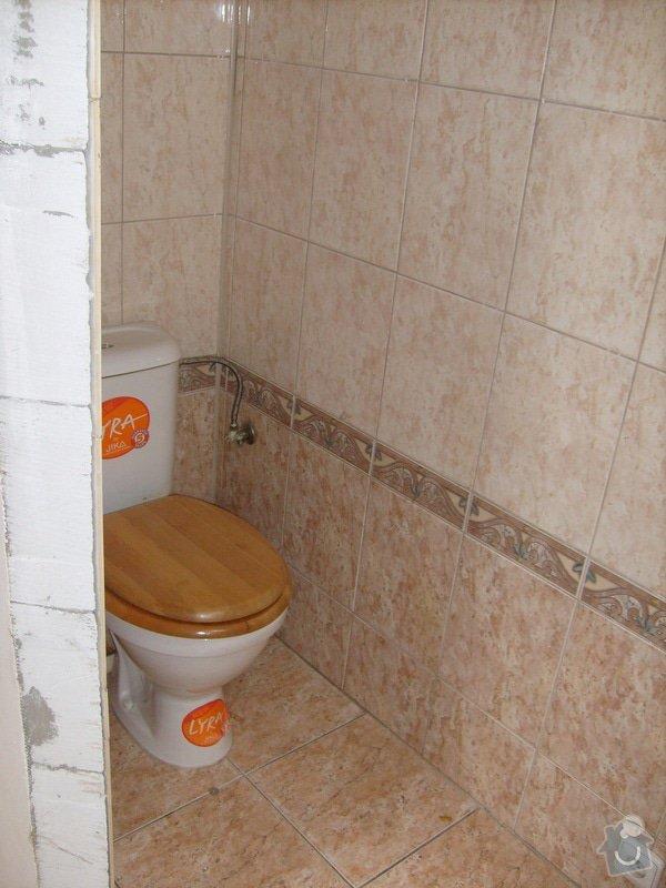Rekonstrukce 3 koupelen: S7304459