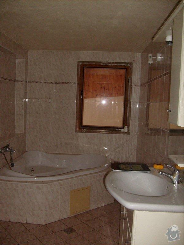 Rekonstrukce 3 koupelen: S7304467