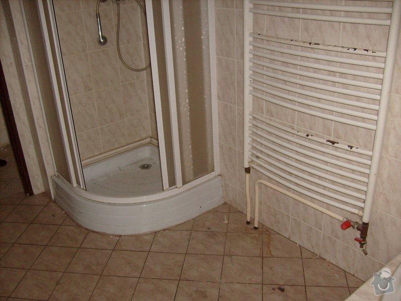 Rekonstrukce 3 koupelen: S7304476