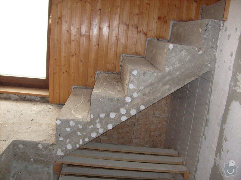 Obložení a úprava schodů: S7304481