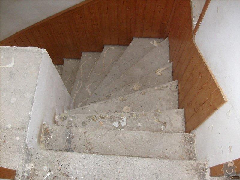 Obložení a úprava schodů: S7304489