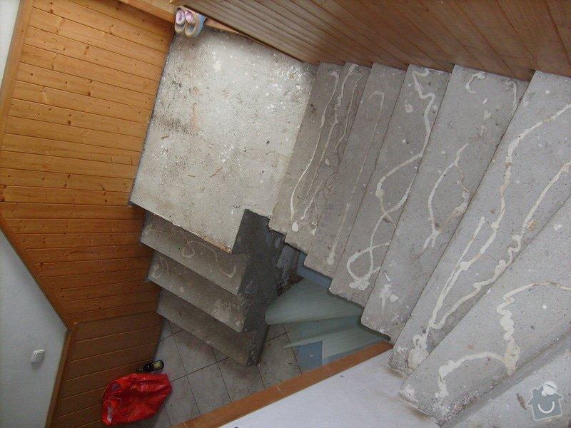 Obložení a úprava schodů: S7304491