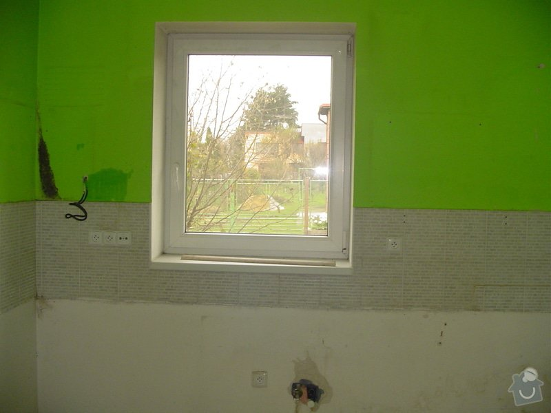 Rekonstrukce domu: DSC04065