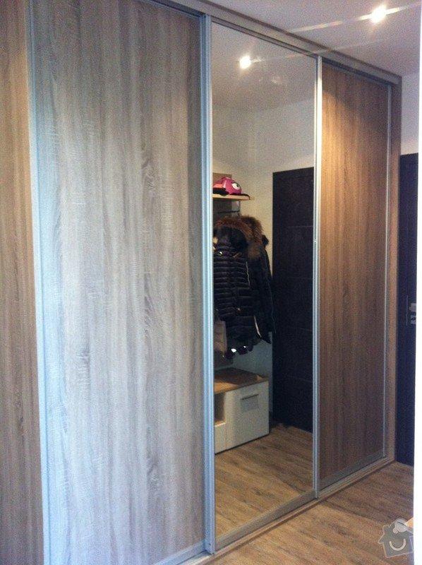 Vyroba zvysene postele a vystavene skrine: dvere_skrine