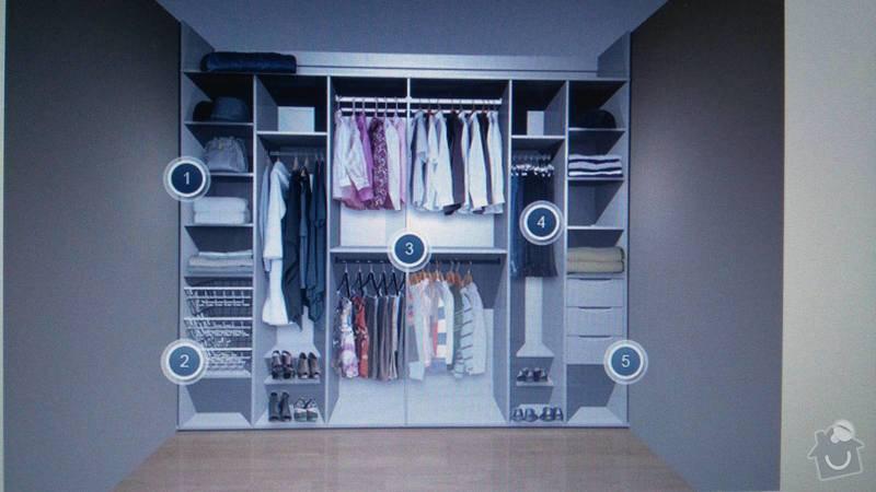 Vyroba zvysene postele a vystavene skrine: skrin_uvnitr