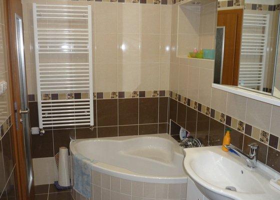 Rekonstrukce koupelny, wc, kuchyně