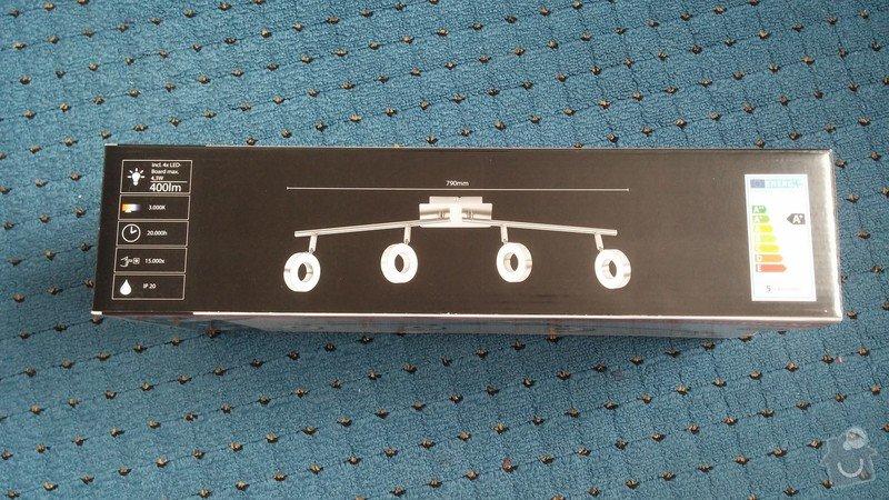 Instalace stropního osvětlení (2x): bodovky2