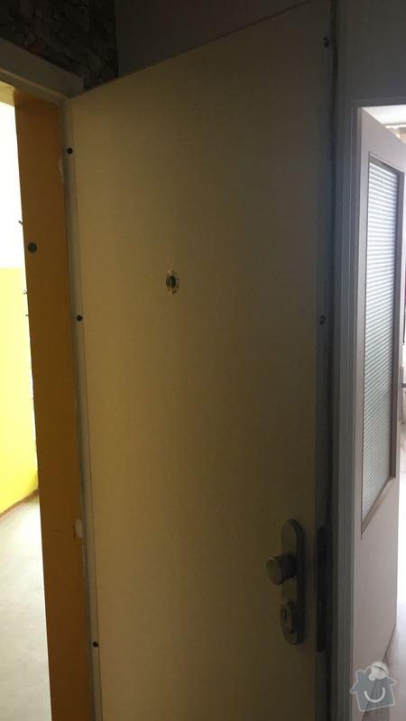 Oprava bezpecnostnich dveri, kovani Tkz Polna: IMG-20170204-WA0001