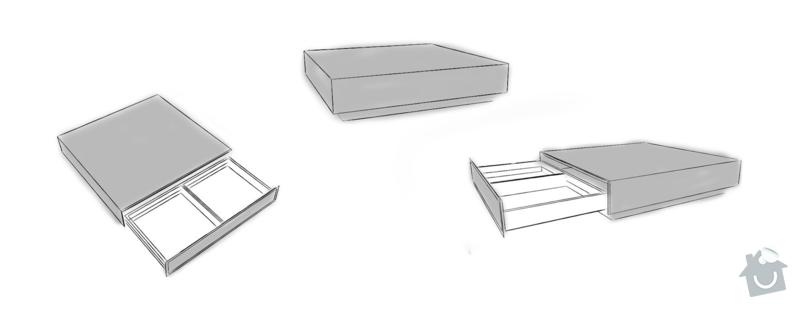 Nábytek na míru: Stůl
