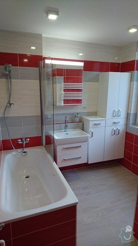 Kompletní rekonstrukce bytové jednotky 3+1: 258-01-SNP-Liberec