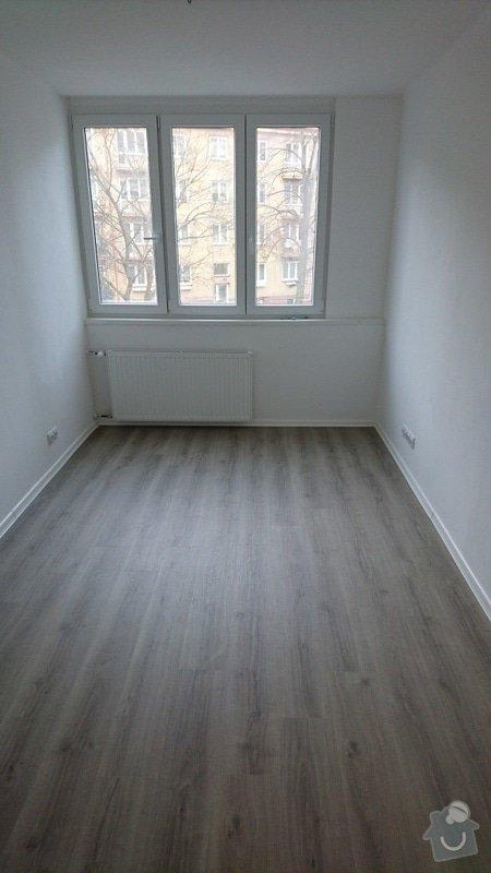 Kompletní rekonstrukce bytové jednotky 3+1: 258-11