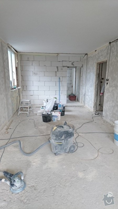 Kompletní rekonstrukce bytové jednotky 3+1: 258-16
