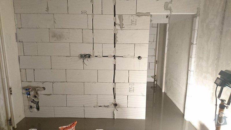 Kompletní rekonstrukce bytové jednotky 3+1: 258-17