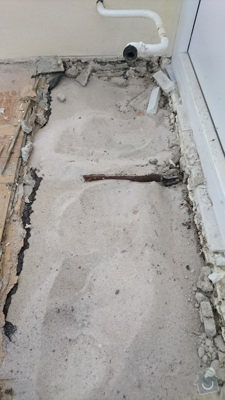 Kompletní rekonstrukce bytové jednotky 3+1: 258-19