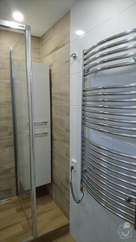 Kompletní rekonstrukce koupelny, toalety, výměna kotle.: 259-05