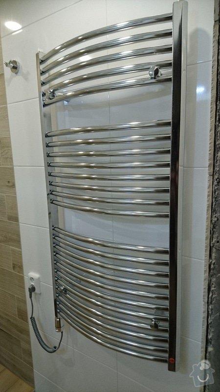 Kompletní rekonstrukce koupelny, toalety, výměna kotle.: 259-06
