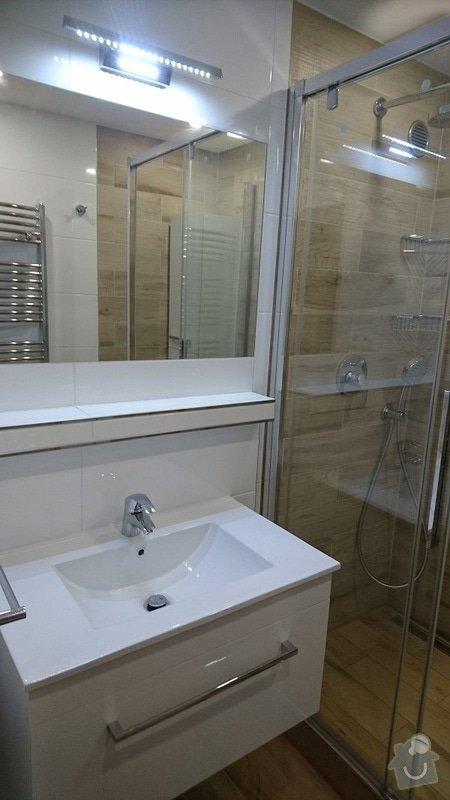 Kompletní rekonstrukce koupelny, toalety, výměna kotle.: 259-07