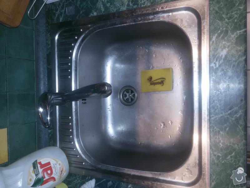 Výměna dřezu a baterie: oprava-vymena-drezu-a-baterie_IMG_20161119_135217