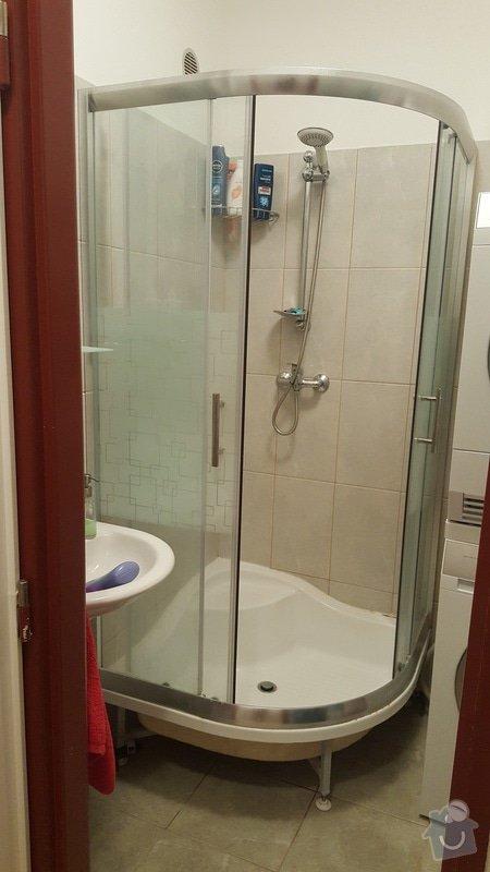Oprava sprchového koutu: Sprchovykout_1