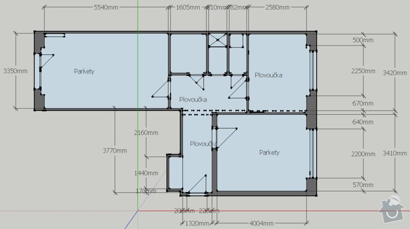 Renovace parket 34m2 + pokladka plovouci podlahy 21m2: received_10212007228358806