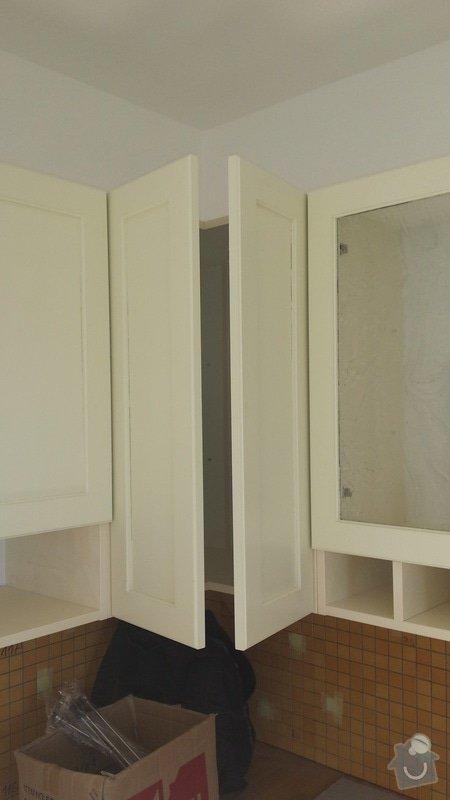 Výroba kuchyňské linky a vestavěných skříní: 20160831_085719