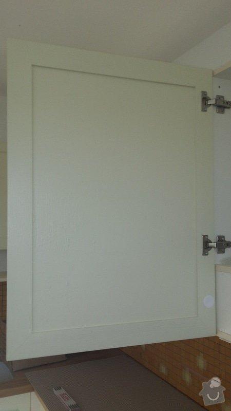 Výroba kuchyňské linky a vestavěných skříní: 20160831_090119