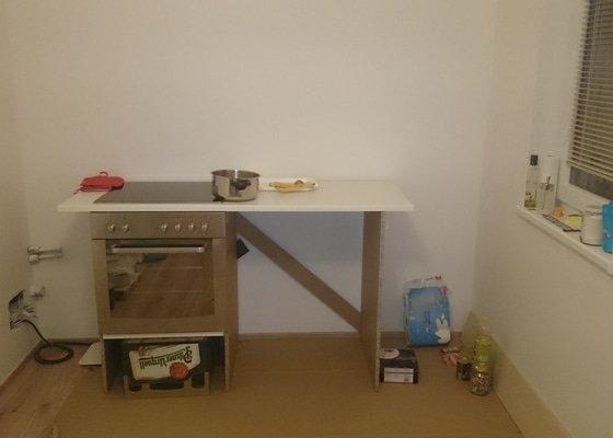 Priprava na kuchyn - elektrina + voda