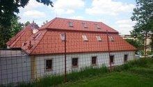 Rekonstrukce střechy Dolní Břežany