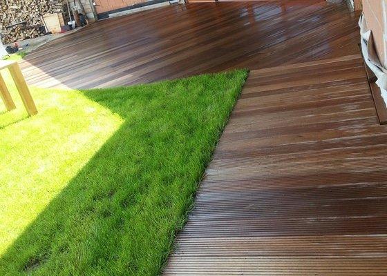 RD - venkovní terasa