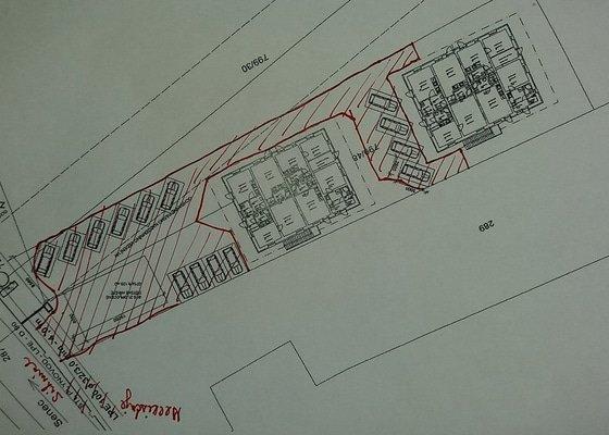 Vybudování soukromého asfaltového parkoviště 750m2