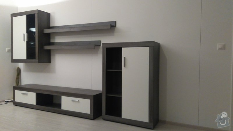 Sestavení obývací stěny: DSC_2514