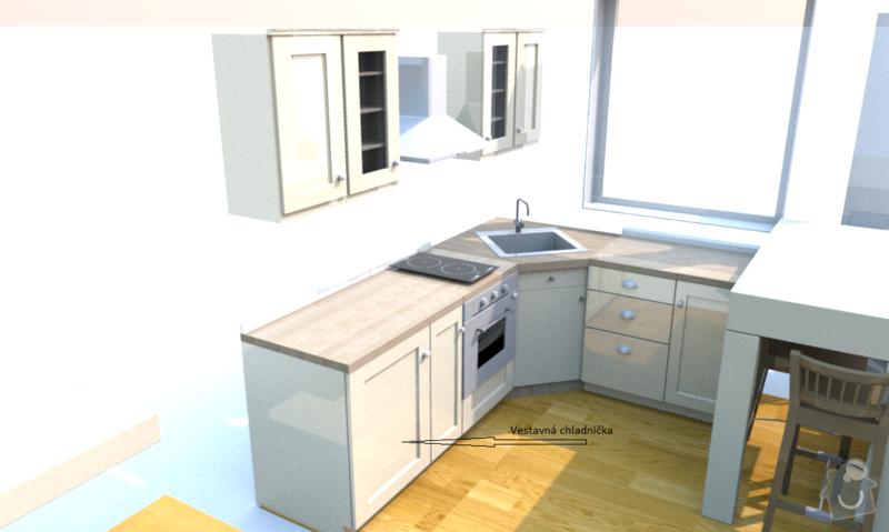Vyhotovenie kuchynskej linky: KuchLink