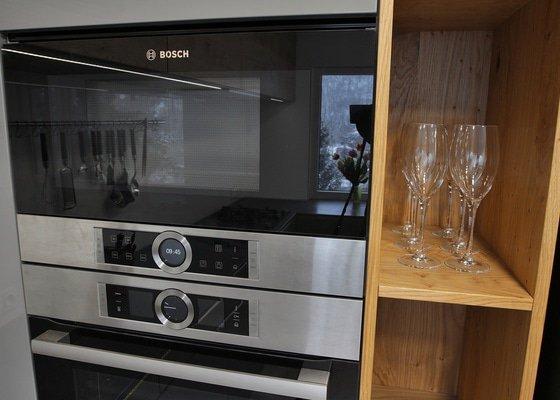 Výroba luxusní kuchyně