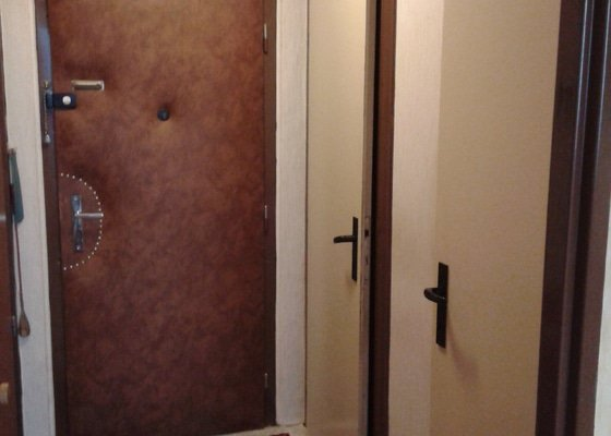 Koženka na dveře