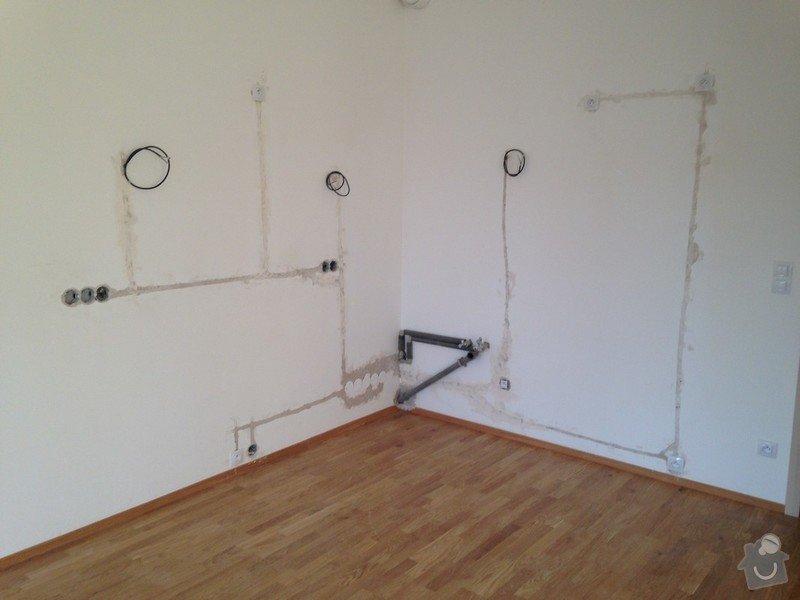 Příprava rozvodů pro kuchyň: Image00008