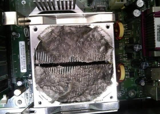 Oprava + čištění PC