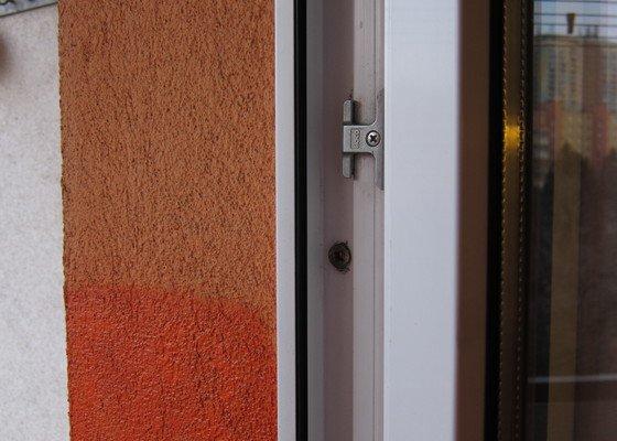 Seřízení plastových oken a nová izolace