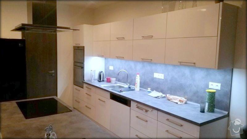 Kompletní Montáž Kuchyňské Linky Oresi Fotogalerie K