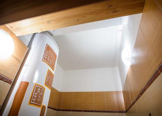 Snížení stropu v koupelně 5m2