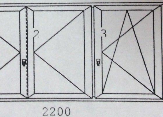 Dodání a instalace protislunečních folií do okna