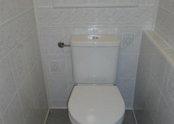 Rekonstrukce umakartové koupelny