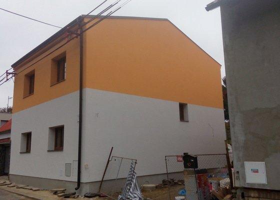 Zateplení fasády - Hostivice - Praha západ