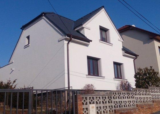 Zateplení fasády - Praha - Modřany