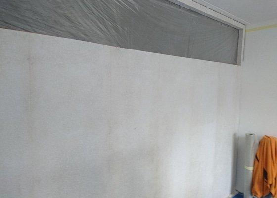 Malířské práce 1 pokoj